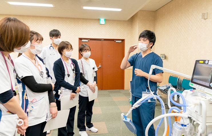 新人看護職員教育指導体制