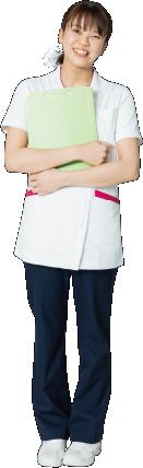 看護師の1日・1年