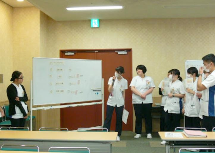 看護記録研修・感染管理Ⅰ-②研修
