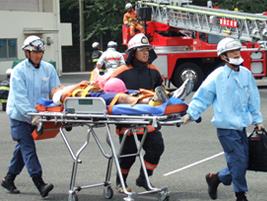 救命救急センターとしての役割